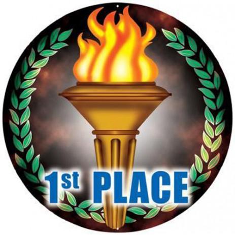 1st Place Insert