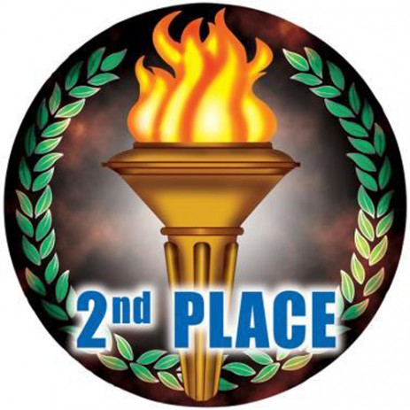 2nd Place Insert