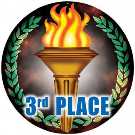 3rd Place Insert