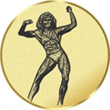 Bodybuilder - Female Insert