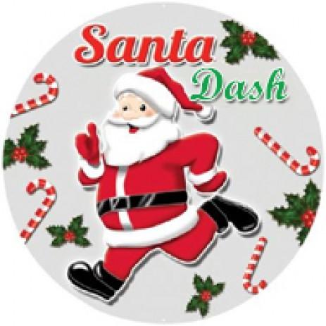 Christmas - Santa Dash Insert