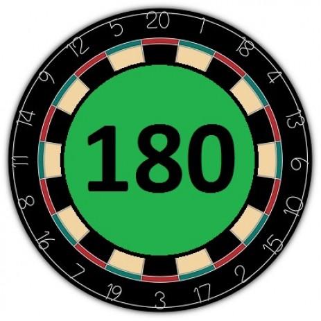 Darts 180 Insert