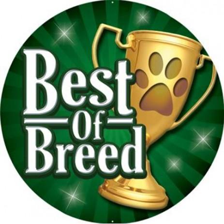 Dog Best in Breed Insert