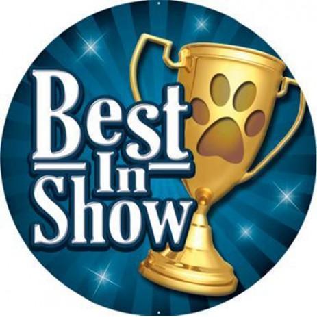 Dog Best in Show Insert