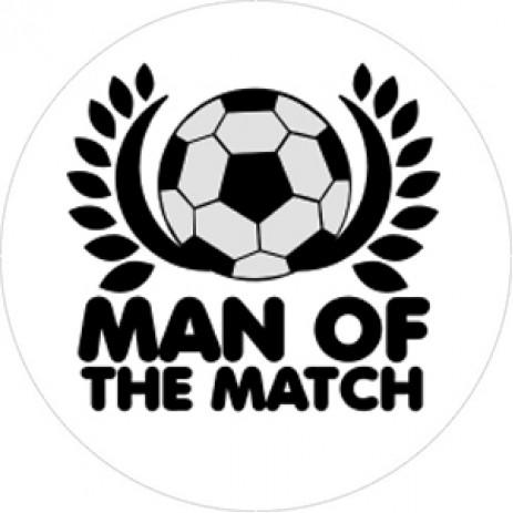 Football M.O.M Insert