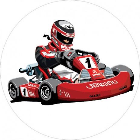 Go Kart Insert