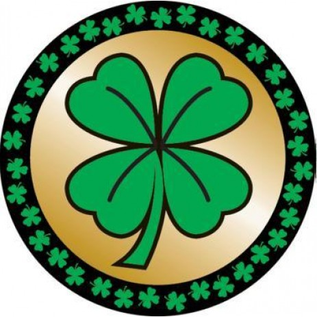 Irish Clover Insert