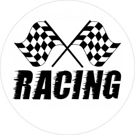 Motorsports Flag Insert