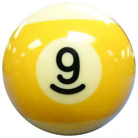 Pool 9 Ball Insert