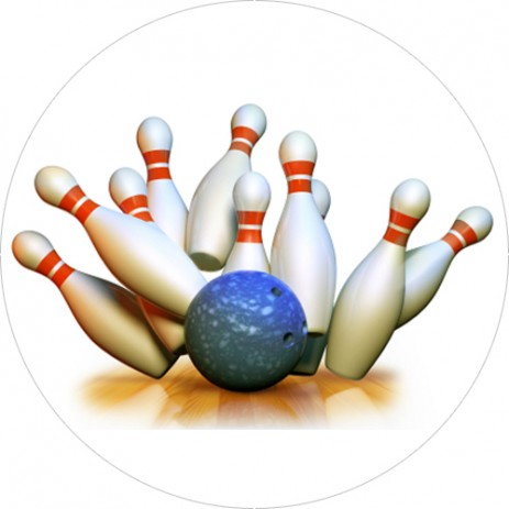 Ten Pin Bowling Insert