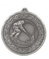Laurel Fishing Silver Medal