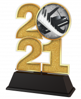 Piano and Keyboard 2021 Trophy