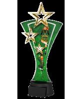 Triple Star Irish Dance Trophy