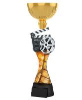 Vancouver Film Gold Cup Trophy