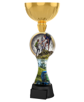 Vancouver Hiking and Mountaineering Gold Cup Trophy