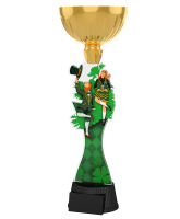 Vancouver Irish Dance Gold Cup Trophy