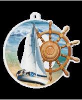 Rio Sailing Medal