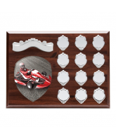 Wessex Go Kart Wooden 12 Year Annual Shield