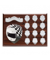 Wessex Motorsports Wooden 12 Year Annual Shield