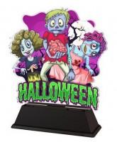 Halloween Monsters Trophy