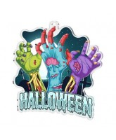 Halloween Spooky Medal