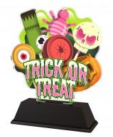Halloween Trick or Treat Trophy