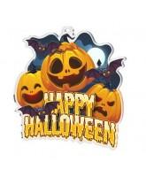 Happy Halloween Pumpkin Medal