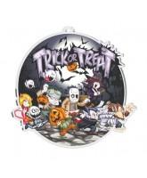 Trick or Treat Ghosts n Ghouls Medal