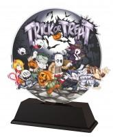 Trick or Treat Ghosts n Ghouls Trophy