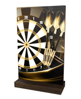 Sherwood Classic Darts Eco Friendly Wooden Trophy