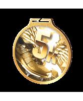 Habitat Classic 5k Run Gold Eco Friendly Wooden Medal