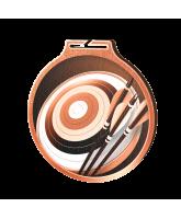 Habitat Classic Archery Bronze Eco Friendly Wooden Medal
