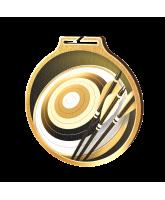 Habitat Classic Archery Gold Eco Friendly Wooden Medal