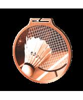 Habitat Classic Badminton Bronze Eco Friendly Wooden Medal