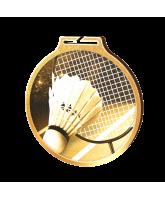 Habitat Classic Badminton Gold Eco Friendly Wooden Medal