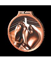 Habitat Classic Boxing Bronze Eco Friendly Wooden Medal