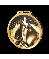 Habitat Classic Boxing Gold Eco Friendly Wooden Medal