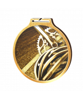 Habitat Classic Cycling Gold Eco Friendly Wooden Medal