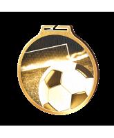 Habitat Classic Football Gold Eco Friendly Wooden Medal