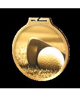 Habitat Classic Golf Gold Eco Friendly Wooden Medal