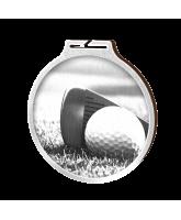 Habitat Classic Golf Silver Eco Friendly Wooden Medal