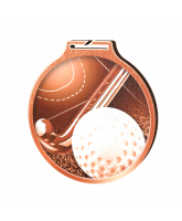 Habitat Classic Hockey Bronze Eco Friendly Wooden Medal
