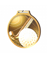 Habitat Classic Hockey Gold Eco Friendly Wooden Medal