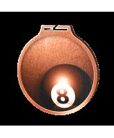 Habitat Classic Pool Bronze Eco Friendly Wooden Medal