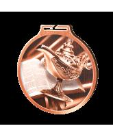 Habitat Classic Quiz Magic Lamp Bronze Eco Friendly Wooden Medal