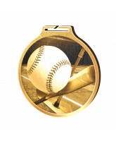 Habitat Classic Rounders Gold Eco Friendly Wooden Medal