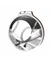 Habitat Classic Rounders Silver Eco Friendly Wooden Medal