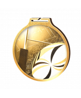 Habitat Classic Rugby Gold Eco Friendly Wooden Medal