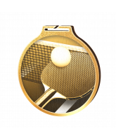 Habitat Classic Table Tennis Gold Eco Friendly Wooden Medal