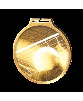 Habitat Classic Tennis Gold Eco Friendly Wooden Medal